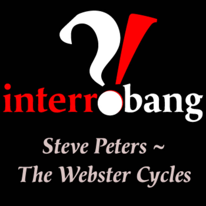 Steve Peters - The Webster Cycles cover art