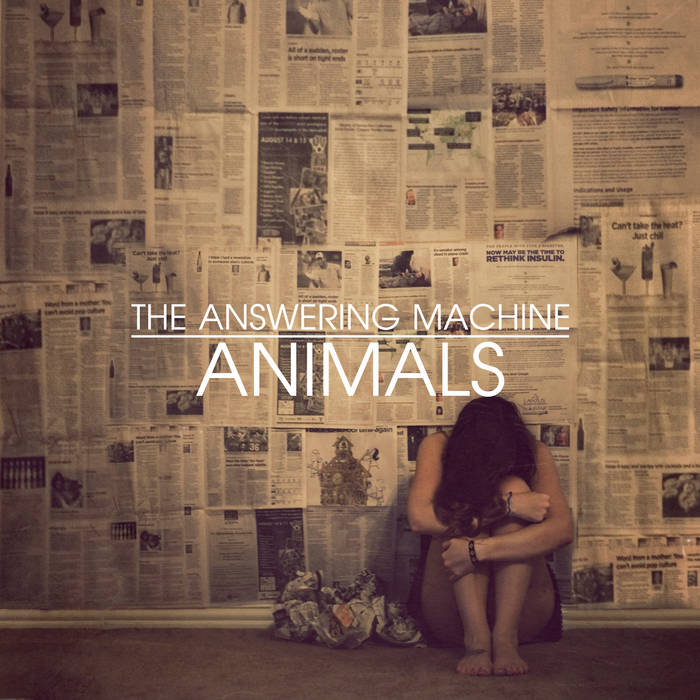 Animals (single) cover art