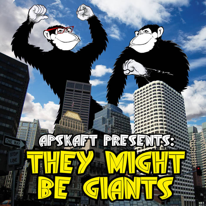 Apskaft Presents: They Might Be Giants cover art