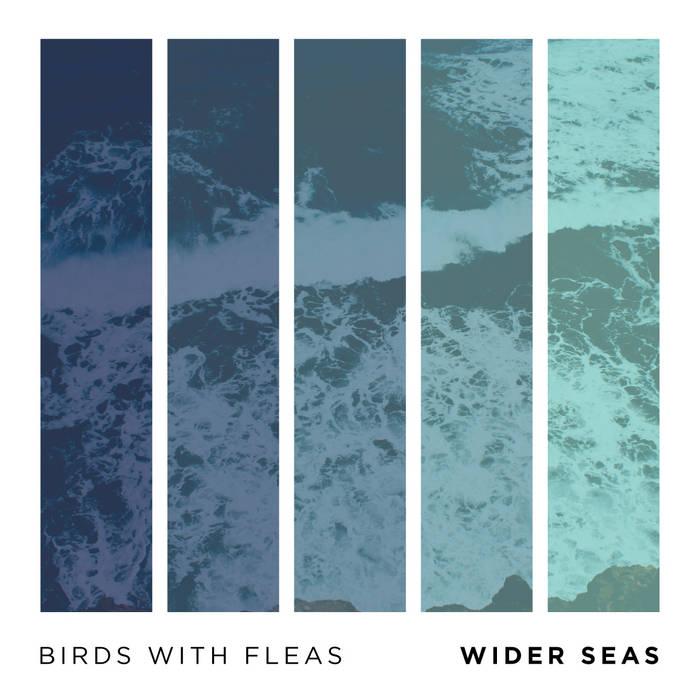 Wider Seas cover art
