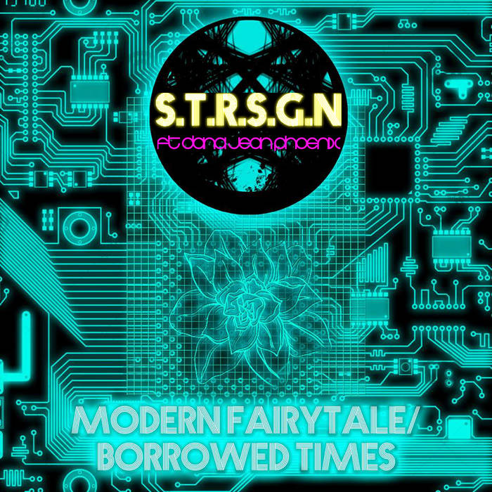 Modern Fairytale/Borrowed Times cover art