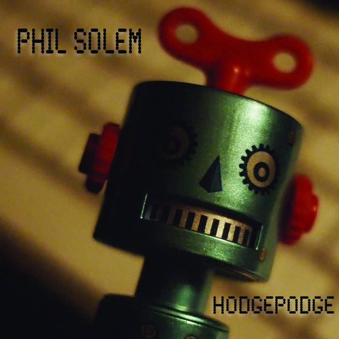 HODGEPODGE cover art
