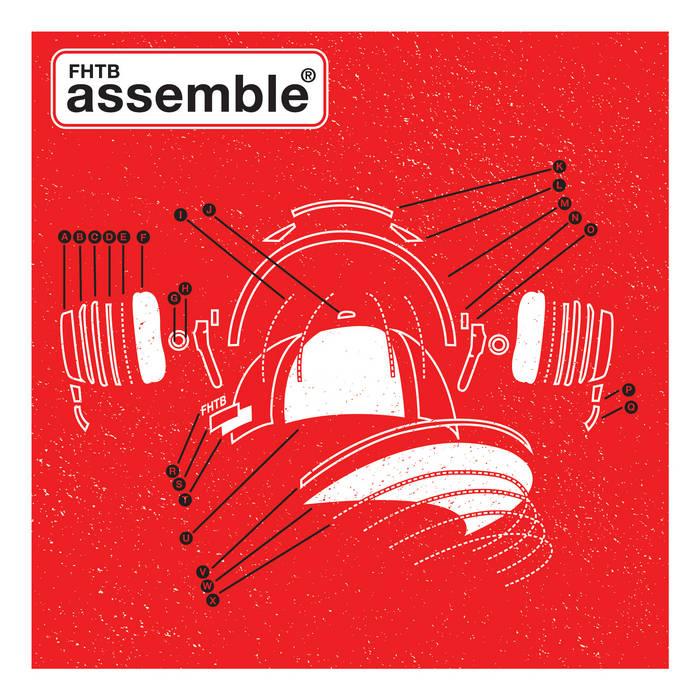 Assemble cover art