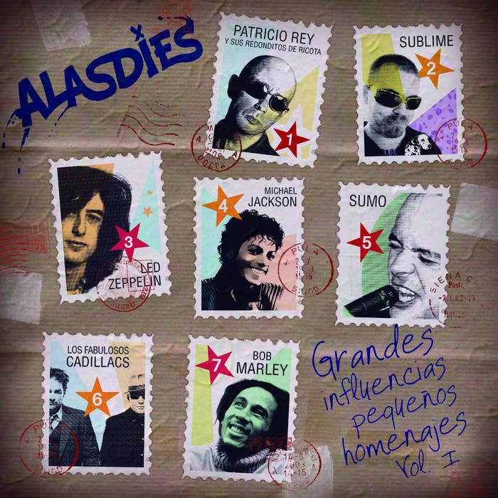 Grandes Influencias Pequeños Homenajes Vol. 1 cover art