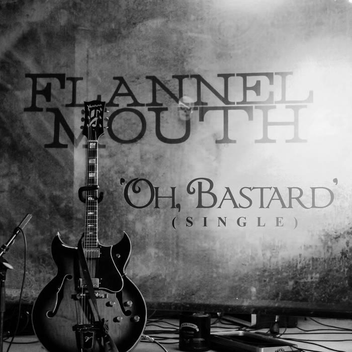 Oh, Bastard (single) cover art
