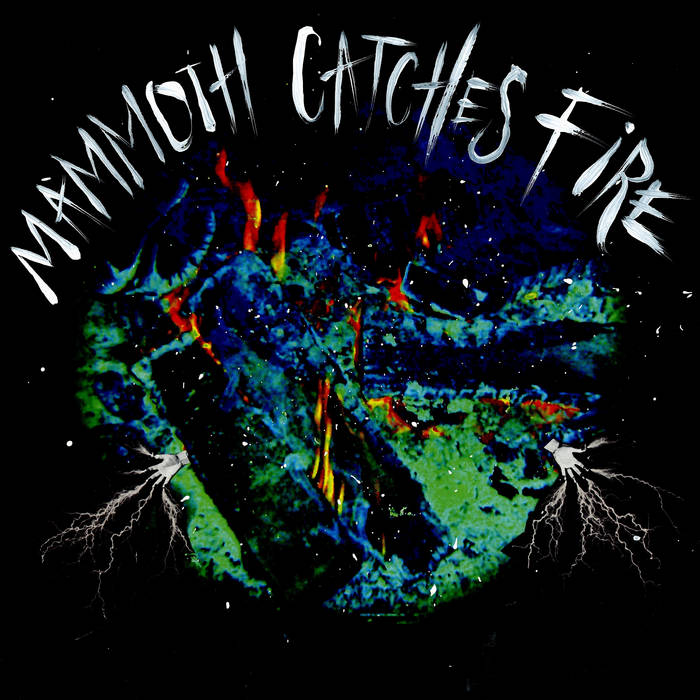 Mammoth Catches Fire cover art