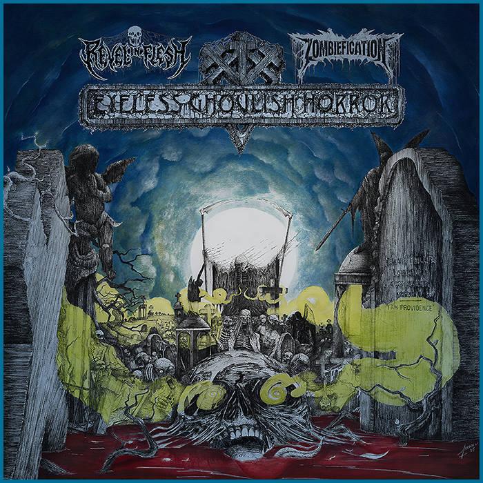Eyeless Ghoulish Horror cover art
