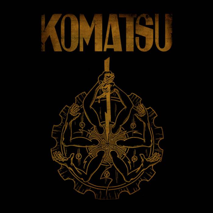 KOMATSU cover art