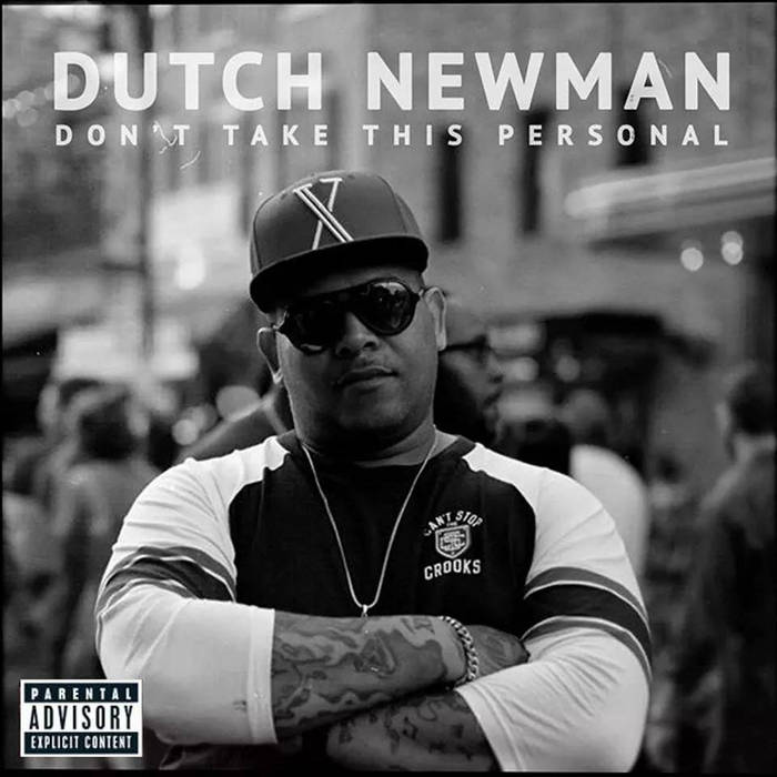 Don't Take This Personal cover art