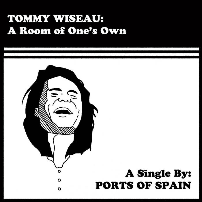 Tommy Wiseau: A Room Of One's Own cover art