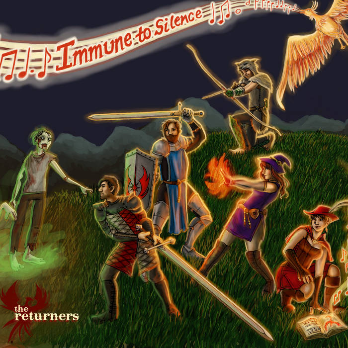 Immune to Silence cover art
