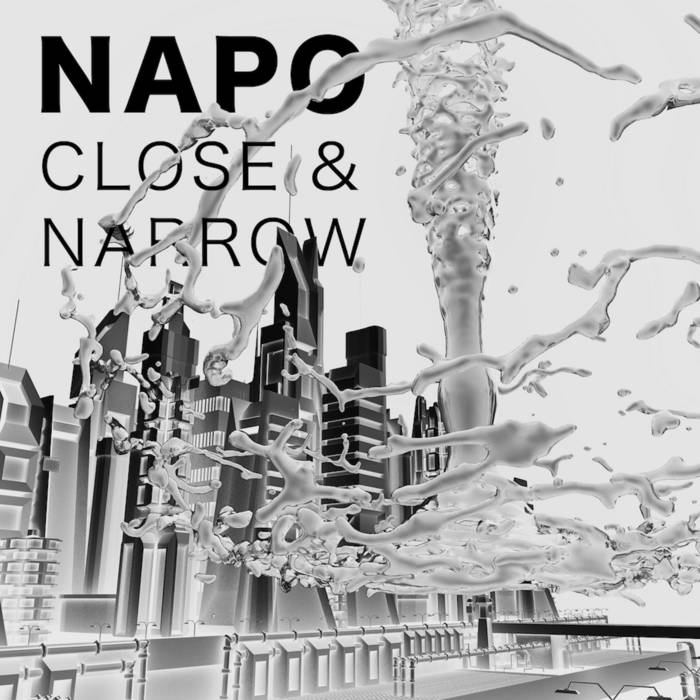 Close & Narrow EP cover art
