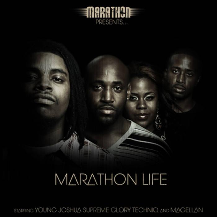 MARATHON LIFE cover art