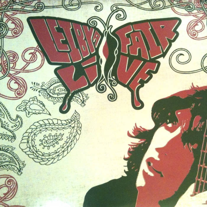 LeibyaFair Live! (Limited Edition Vinyl Album) cover art