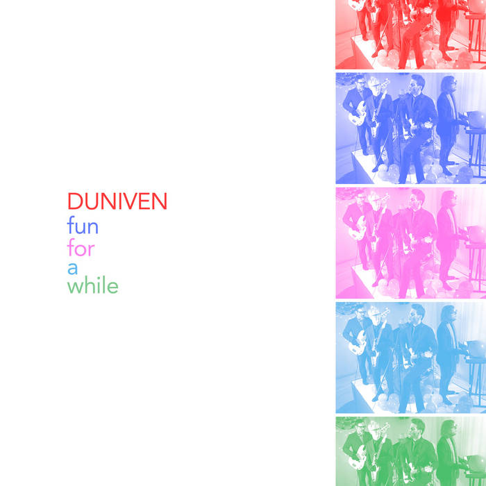 Fun For A While cover art