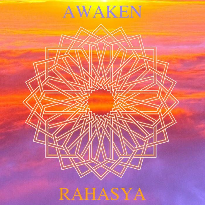 Awaken - Rainforest Preservation Benefit Album cover art