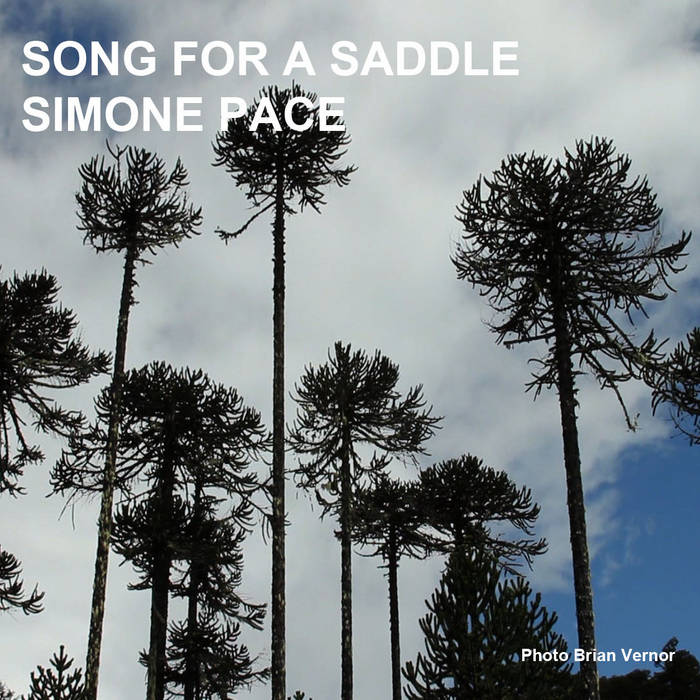 Song For A Saddle cover art