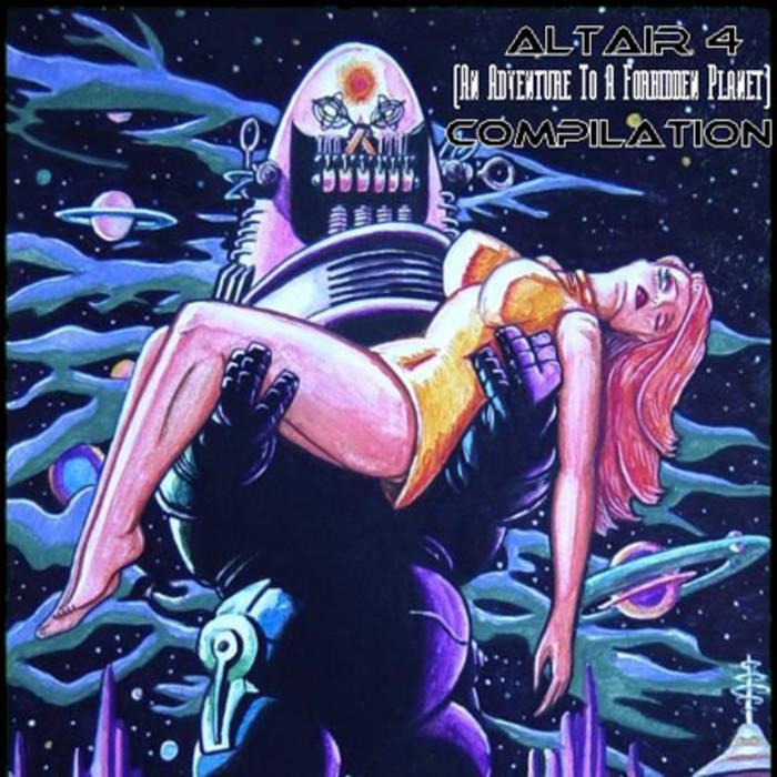 Altair 4 (An Adventure To A Forbidden Planet) cover art