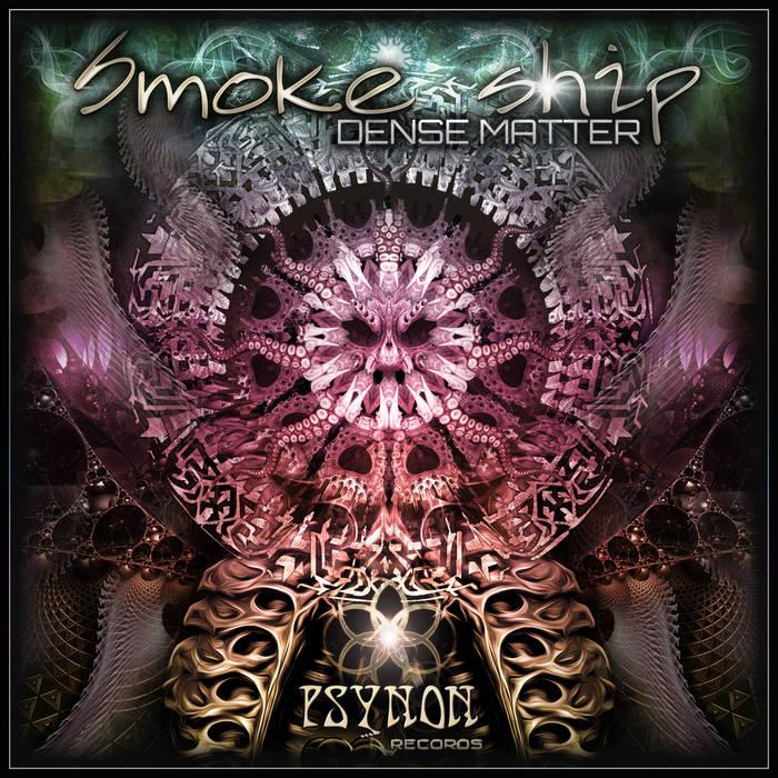 Dense Matter EP cover art