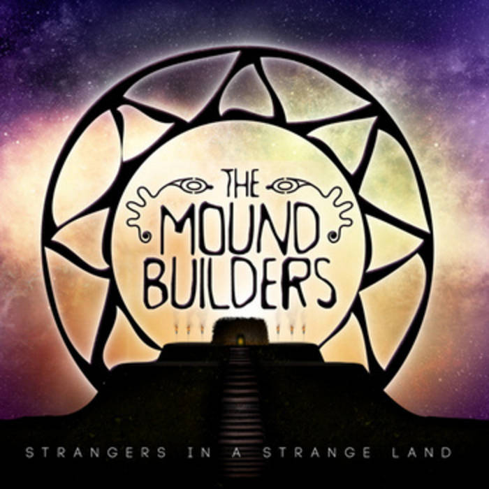 Strangers In A Strange Land CD cover art