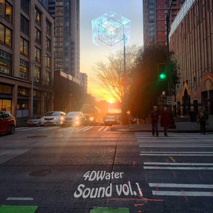 4DWater Sound vol.1 cover art