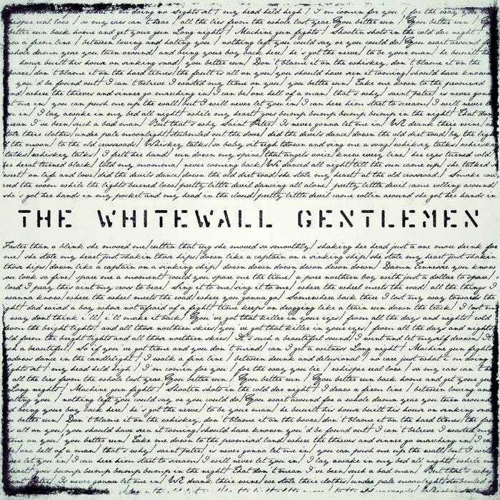 The Whitewall Gentlemen cover art