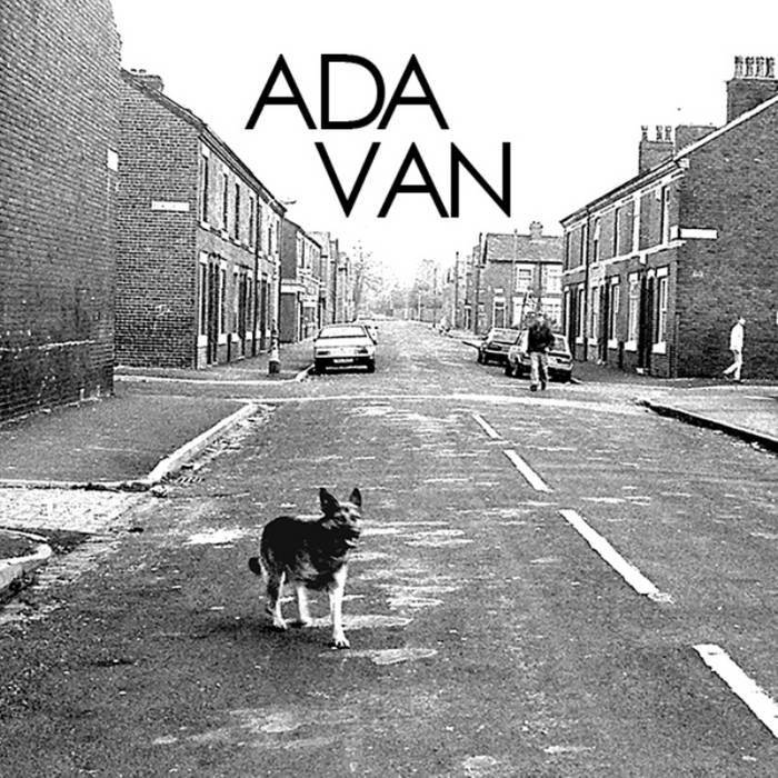 Ada Van (EP) cover art