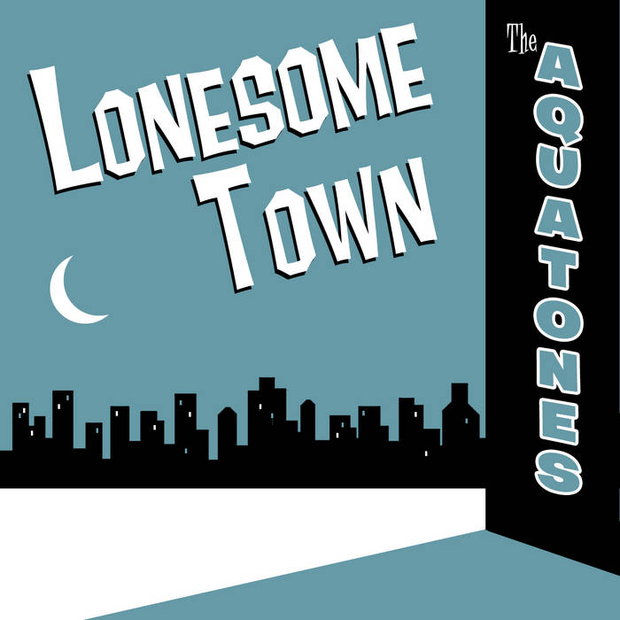 Lonesome Town cover art