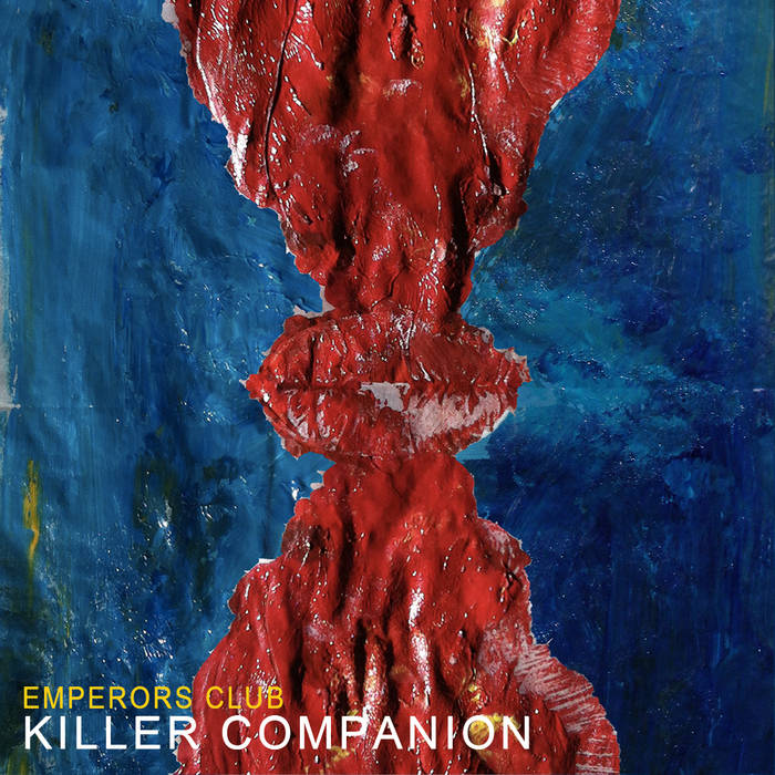 Killer Companion cover art