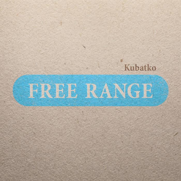 Free Range cover art