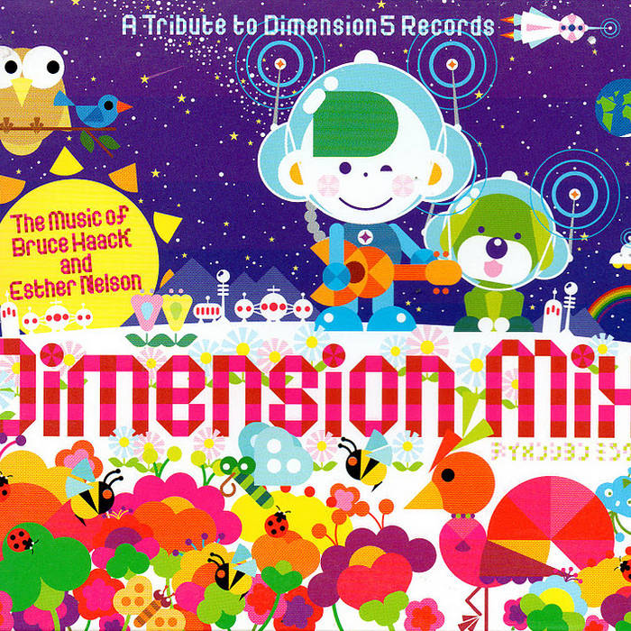 Dimension Mix cover art