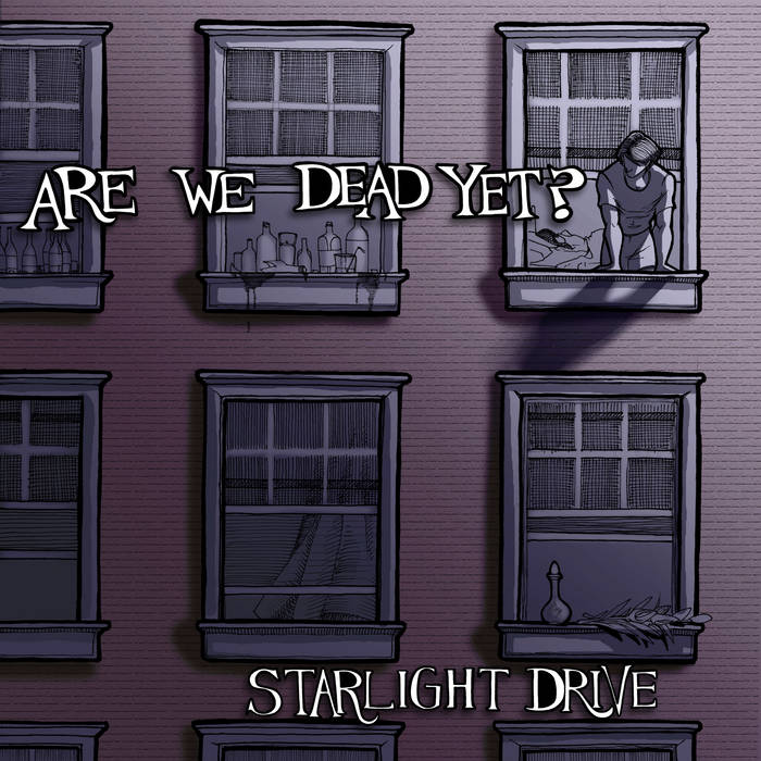 Are We Dead Yet? cover art