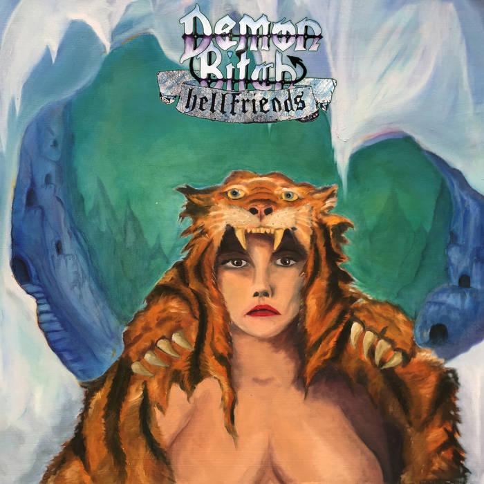 Hellfriends cover art