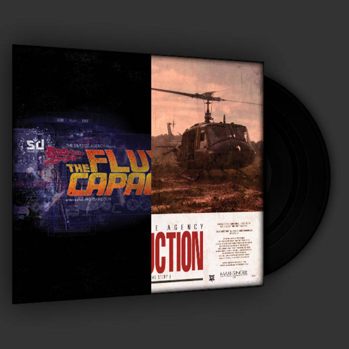 The Flux Capacitor / Destruction cover art