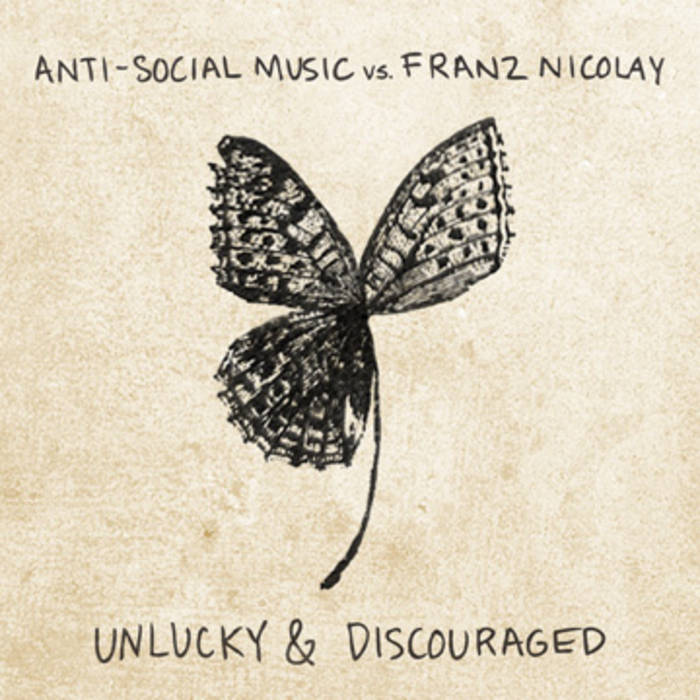 Unlucky & Discouraged (Remixes) cover art