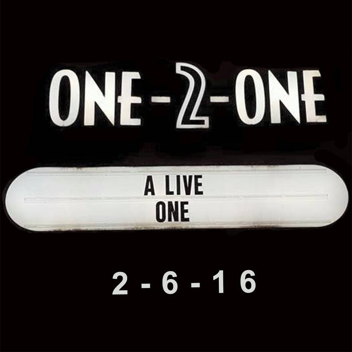 2016.02.06 One-2-One Austin, TX cover art