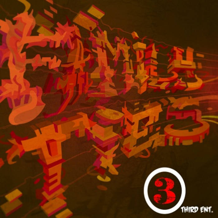 Slow Motion Soundz & Dj Bizzy Presents O'Third Mafia: Family Ties cover art