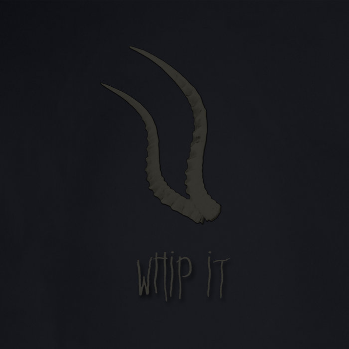 WHIP IT cover art