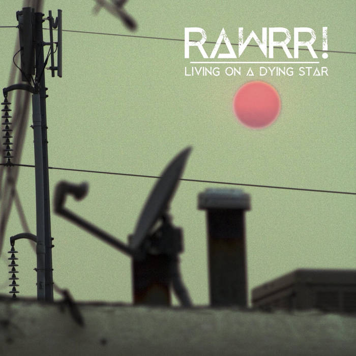 Living on a Dying Star cover art