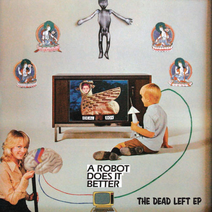 A Robot Does It Better cover art