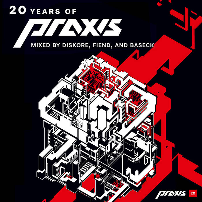 20 Years of Praxis (Praxis 20) cover art