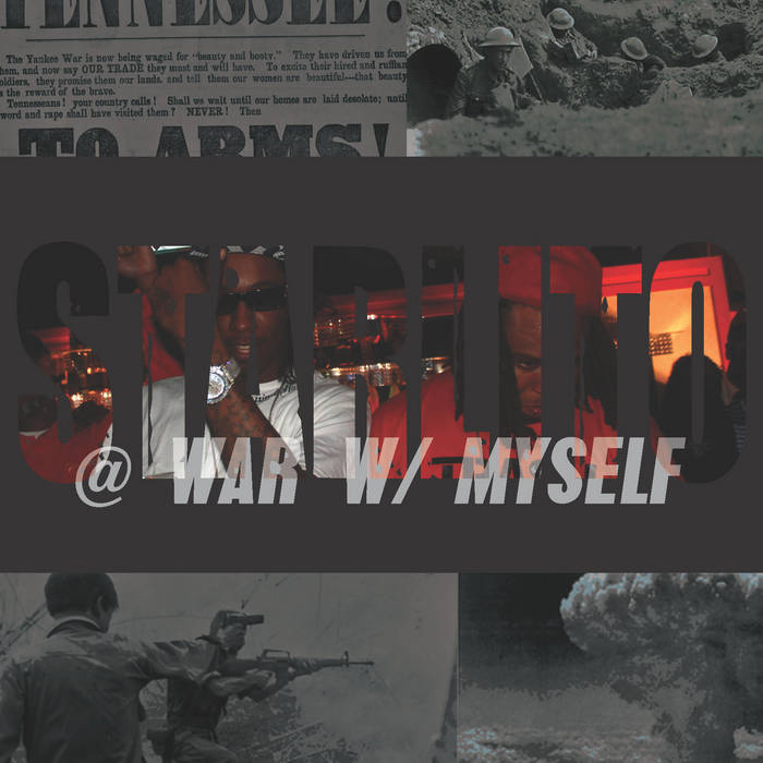 @ WAR w/ myself cover art