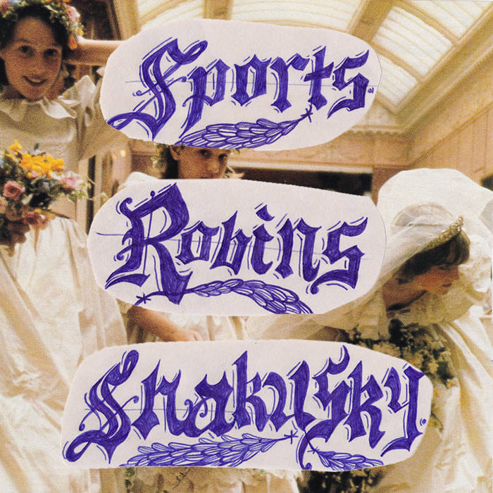 Split w/ Sports & Robins cover art