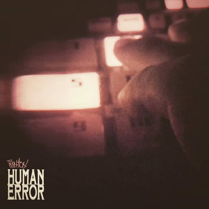 Human Error EP cover art