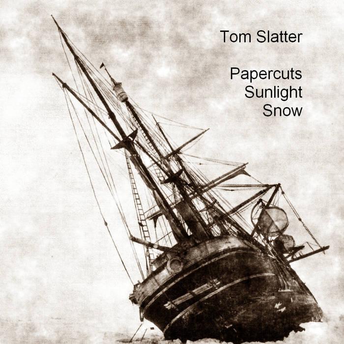 Papercuts Sunlight Snow cover art