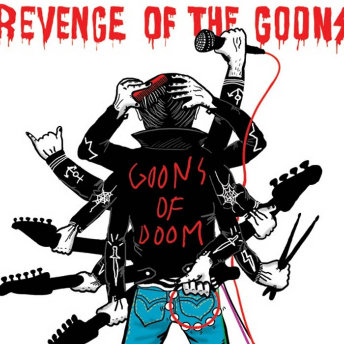 Revenge Of The Goons cover art