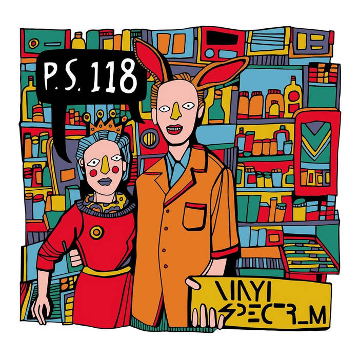 P.S. 118 cover art