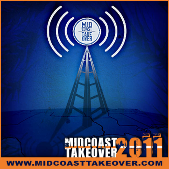 MidCoast Takeover 2011 cover art