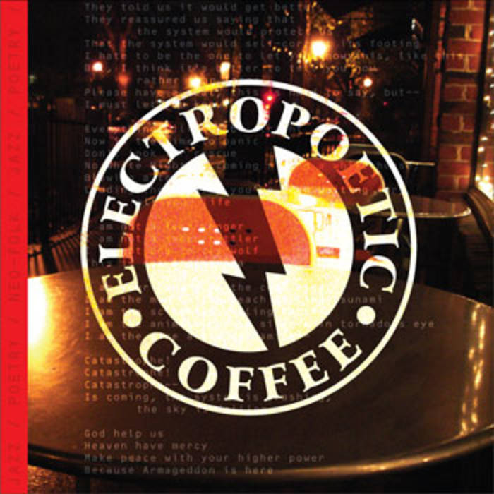 Electropoetic Coffee cover art