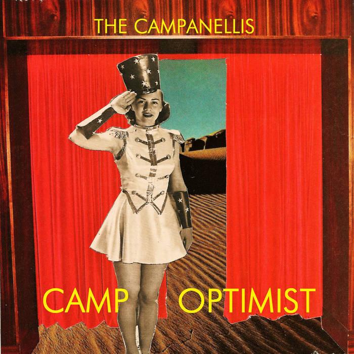 Camp Optimist cover art
